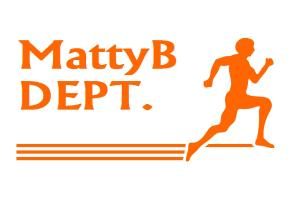 MattyB DEPT orange font