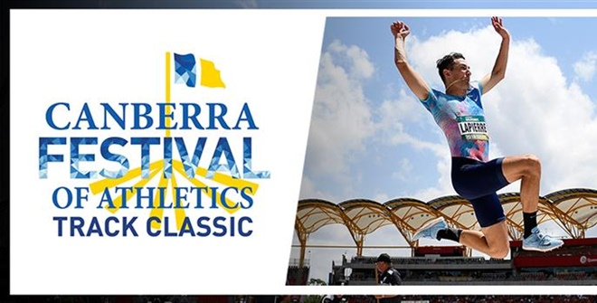 Australia Day weekend Athletics