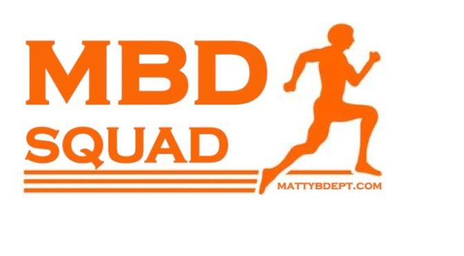 2019/20 MBD Squad